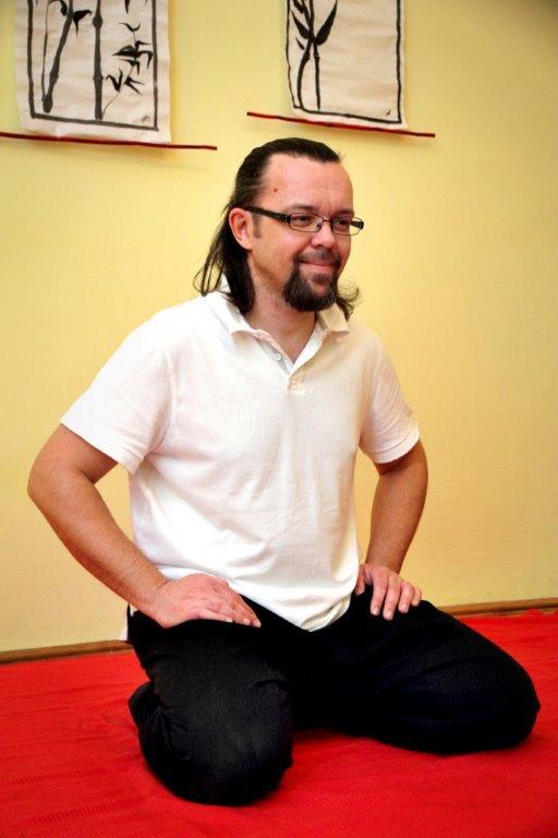 Lampért Róbert yumeiho terapeuta és oktató